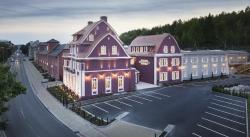 Hotel Dvorana - ubytování na jedničku