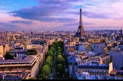 Paříž, Francie: krásy romantického velkoměsta