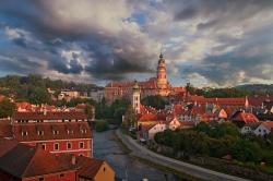 Hotel Zlatý Anděl v Českém Krumlově - kouzelná dovolená v magickém městě