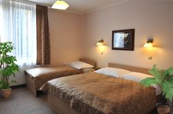 Hotel Wilhelm vám poskytne zázemí v klidné čtvrti Prahy 6
