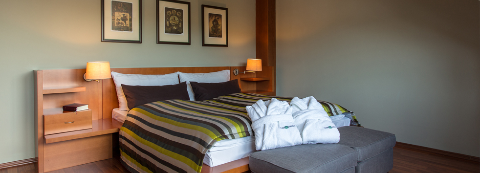 Pražský Hotel Popelka vám zajistí snění jako v pohádce