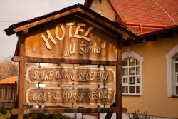 Pravá staročeská atmosféra na vás bude dýchat při pobytu v hotelu U Šimla