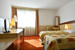 Hotel Olympik Artemis: Komfortní a klidné ubytování v Praze 8