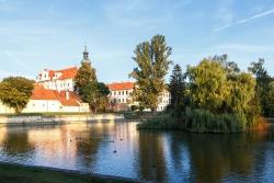 Návštěva nejzelenějšího místa Prahy pobízí ke krásným a romantickým procházkám