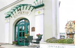 V Hotelu Ontario garni si užijete kouzelný výhled na celé Karlovy Vary
