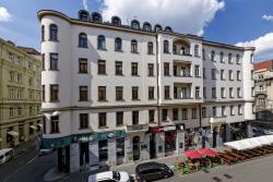 Penzion Dvořákova: Příjemné ubytování v centru Brna