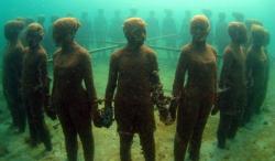 Záhadné atrakce v hlubinách moře