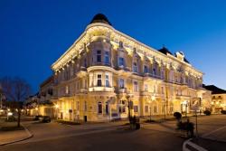 Františkovy Lázně Hotel Praha
