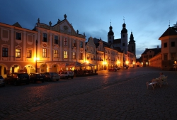 Romantický pobyt pro dva v Telči s příjemnou procházkou historickým městem