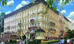 Bohemia lázně: léčebné pobyty v Karlových Varech