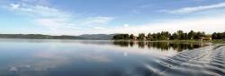 Příjemná dovolená v malebném prostředí jižních Čech - sportovní komplex Na Jezeře