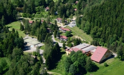 Krásný odpočinek s výhledem na Českomoravskou vrchovinu v samotném srdci Vysočiny
